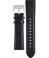 Watch strap Fossil FS4545 Leather 22mm