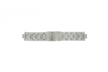 Fossil watch strap CH-2566 Steel Silver 11mm