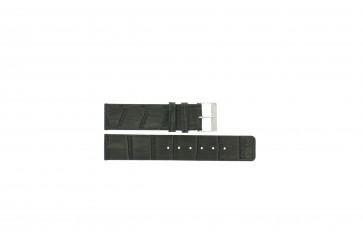 Watch strap Universal G810 Leather Grey 20mm