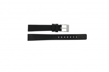 Diesel watch strap DZ-2074 Leather Black 14mm