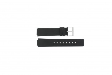Watch strap Danish Design IV12Q884 Leather Black 14mm