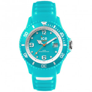 Watch strap Ice Watch 013792 Plastic Turquoise 15mm