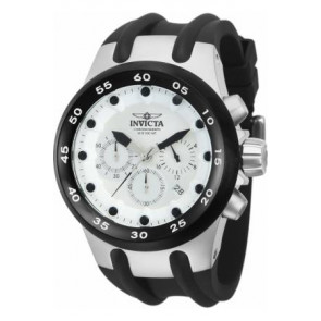 Watch strap Invicta 13778.01 / 13776.01 / 13777.01 / 13778.01 Rubber Black