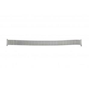 Watch strap Universal 381572 Fixoflex Rowi Steel Steel 14mm