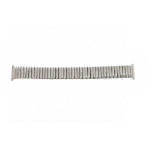 Watch strap Universal 382593 Rowi 18x22mm Steel Steel 22mm