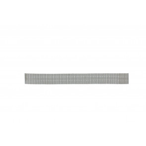 Watch strap Universal 551129-18 Steel Steel 18mm
