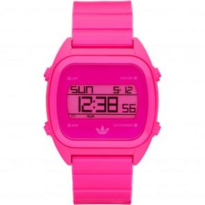Watch strap Adidas ADH2892 Plastic Pink 22mm