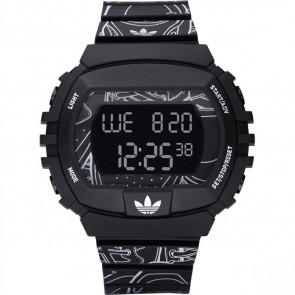 Watch strap Adidas ADH6096 Plastic Black 15mm
