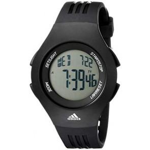 Watch strap Adidas ADP6017 Plastic Black