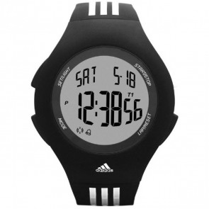 Watch strap Adidas ADP6036 Plastic Black 20mm