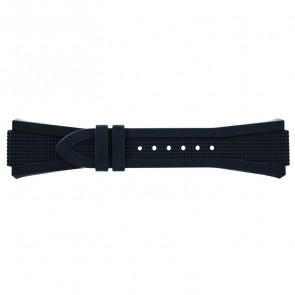 Breil watch strap BW0387 Rubber Grey 21mm