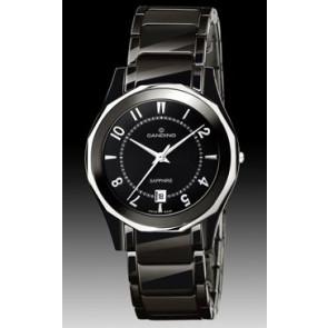 Watch strap Candino C4352-1 Ceramics Black