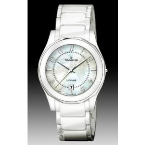 Watch strap Candino C4352-2 Ceramics White