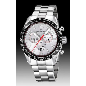 Candino watch strap C4429-A Metal Stainless steel