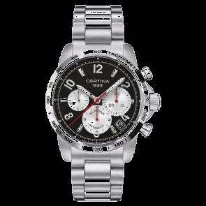 Watch strap Certina C0016141105700A / C605014464 Steel Steel 22mm