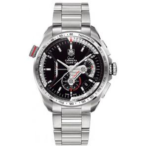 Watch strap Tag Heuer CAV5115 / BA0902 Stainless steel Steel