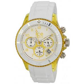 Watch strap Ice Watch CH.WYW.U.S.13 Silicone White 20mm
