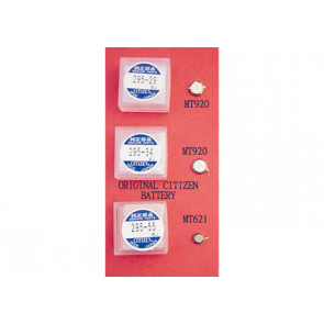 Citizen Rechargeable battery MT920 / 295-29 - 1.55v