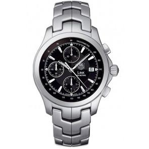 Watch strap Tag Heuer CJF2110-0 / BA0576 Steel 20mm