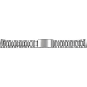 Watch strap CMA54-26 Metal Silver 26mm