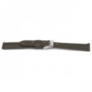 Watch strap Prisma CS186 Leather Taupe 14mm