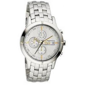 Watch strap Dolce & Gabbana DW0481 Steel Steel
