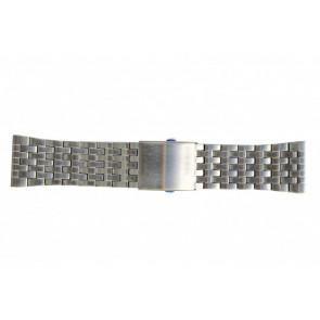 Diesel watch strap DZ7221 Metal Silver 28mm