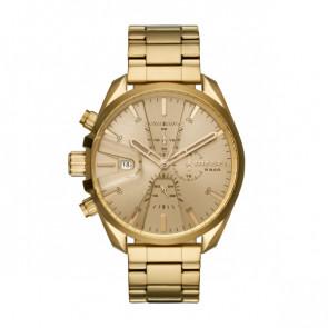 Diesel DZ4475 Quartz watch Men Gold plated