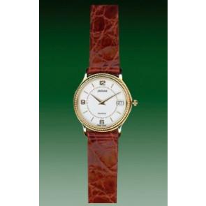 Watch strap Jaguar J601-3 / J601-4 Leather Cognac 14mm