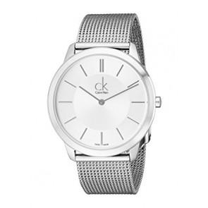Watch strap Calvin Klein K3M221 / K605000134 Steel Stainless steel