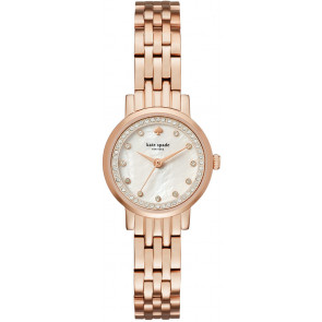 Kate Spade New York watch strap KSW1243 / MINI MONTEREY Metal Rosé