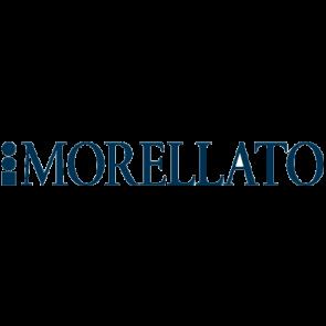 Morellato watch strap Amadeus G.Croc Mat U0518339061CR22 / PMU061AMADEA22 Crocodile skin Blue 22mm + standard stitching