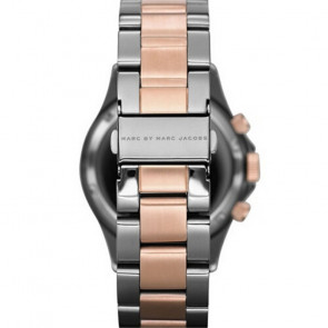 Watch strap Marc by Marc Jacobs MBM3157 Steel Multicolor