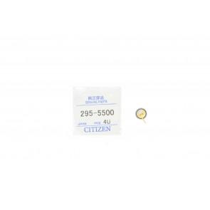 Citizen Rechargeable battery MT621 / 295-55 - 1.55v