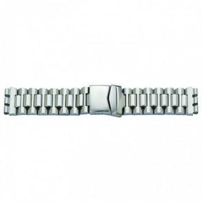 Watch strap Universal 1074 Steel Steel 19mm