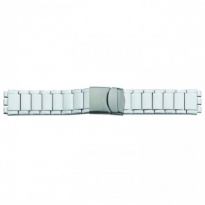 Watch strap Universal 1078 Steel Steel 17mm