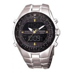 Watch strap Pulsar NX14-X001 Steel