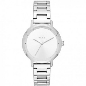 Watch strap DKNY NY2635 Steel Steel 14mm
