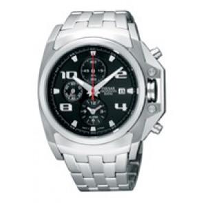 Watch strap Pulsar YN62-X204-PF3839X1 Steel Steel