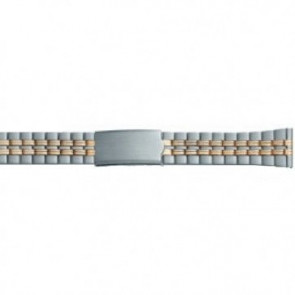 Chrome stretch bands that fits all women`s watches with size 10 to 14mm PVK-EC611