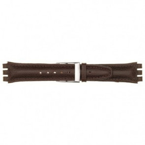 Watch strap for Swatch bordeaux 19mm 06PL