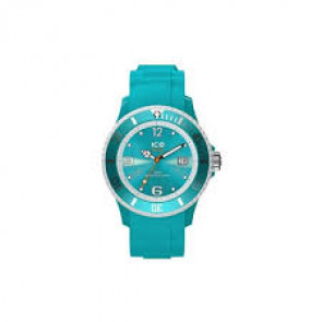 Watch strap Ice Watch SI.CAR.US.13 Rubber Turquoise 20mm