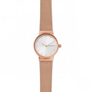 Watch strap Skagen SKW2665 Steel Rosé