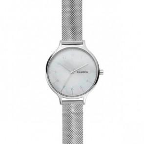 Watch strap Skagen SKW2701 Steel Stainless steel 14mm