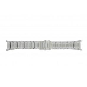 Prisma watch strap SPECST27 Metal Silver 27mm