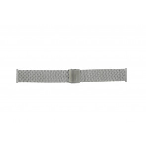 Morellato watch strap ST1820 Metal Silver 20mm