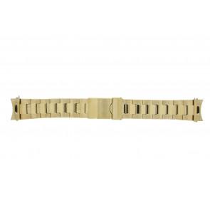 Prisma watch strap STD22 Metal Gold 22mm