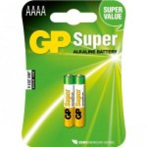 GP Battery Super Alkaline AAAA - 1.5v