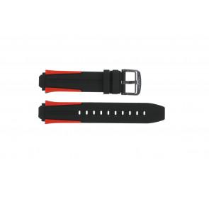 Watch strap Tissot T1114173744101A / T603040970 Silicone Multicolor