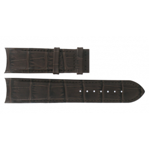 Watch strap Tissot T610028569 Leather Brown